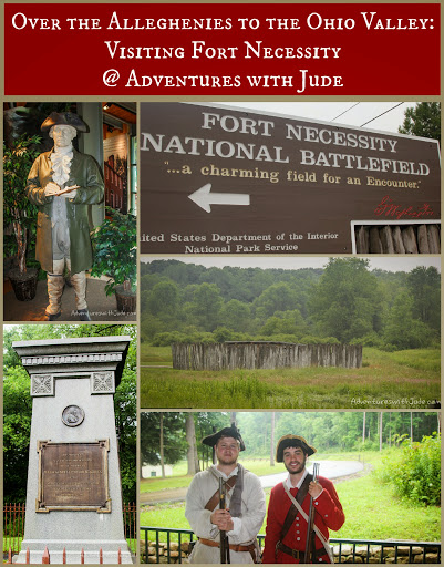 Visiting Fort Necessity
