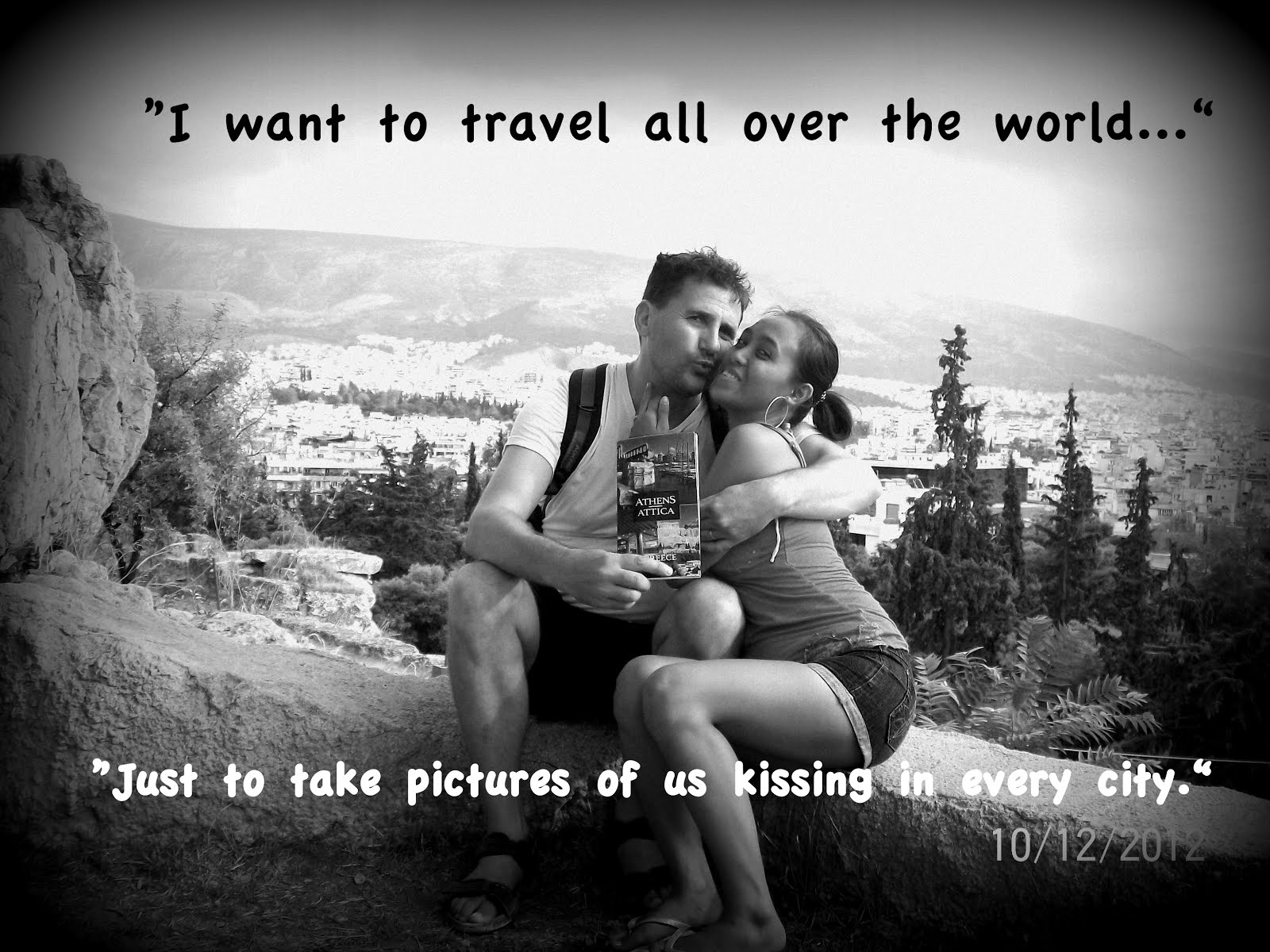 Kissing in Every Country : Connected by a Love for Travel!