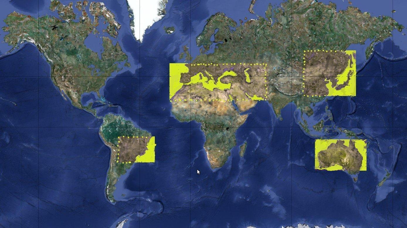 Mapa mundo, cuando viajar, vuelta al mundo, round the world, La vuelta al mundo de Asun y Ricardo