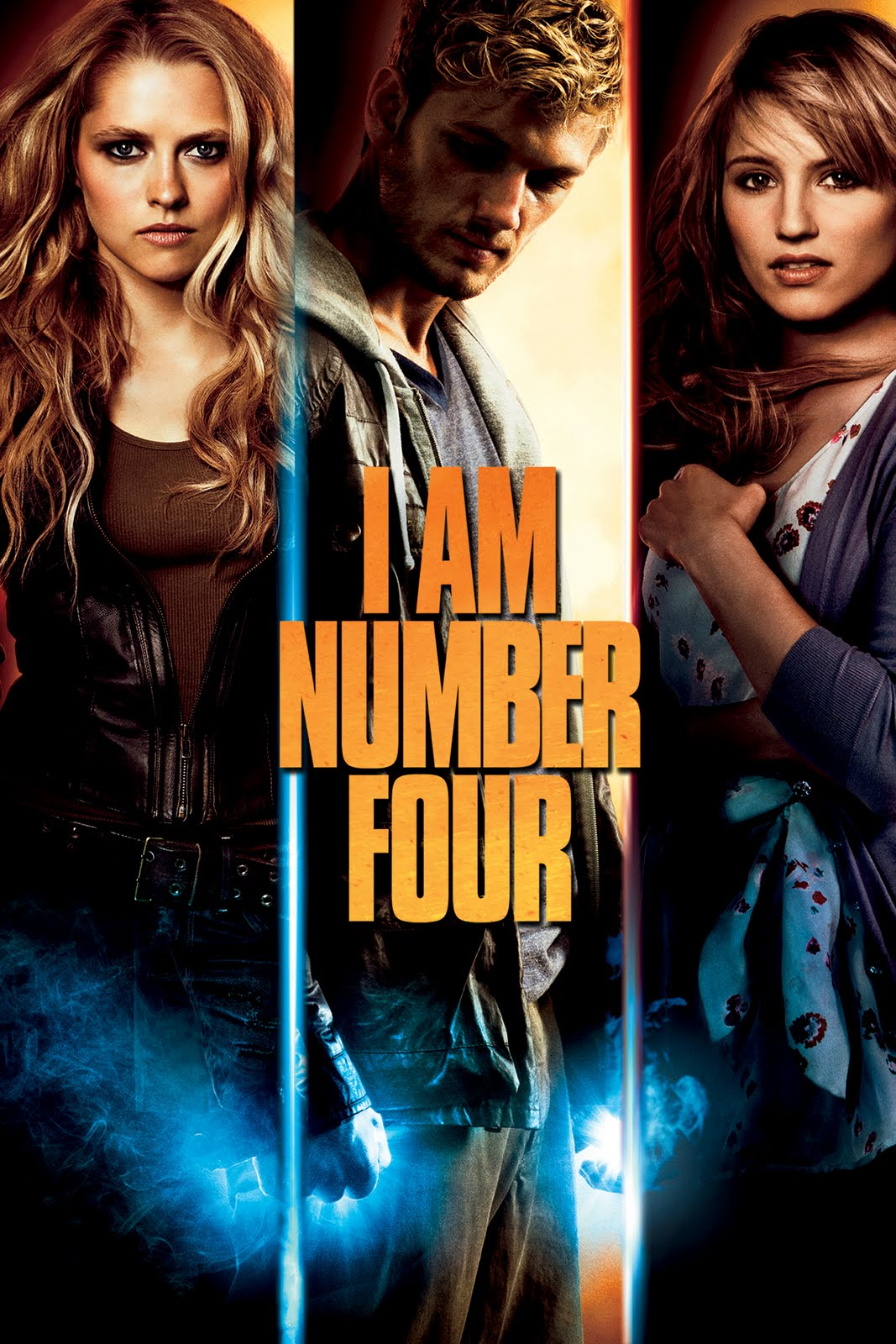 I Am Number Four 2011 Dual Audio Hindi English 720p Bluray Rip