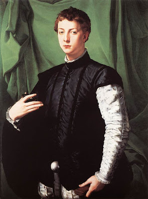 one objectivists art object of the day bronzino portrait of ludovico capponi