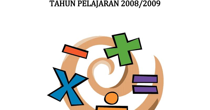 Berbagi Dan Belajar Pembahasan Soal Un Matematika Smp 2009