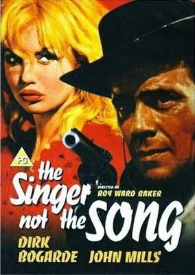 The Singer Not the Song | 1961 | El demonio, la carne y el perdón