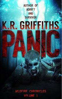 Ramblings Thoughts, Reading, Free, Horror, Kindle Books, K.R. Griffiths, John Bowen