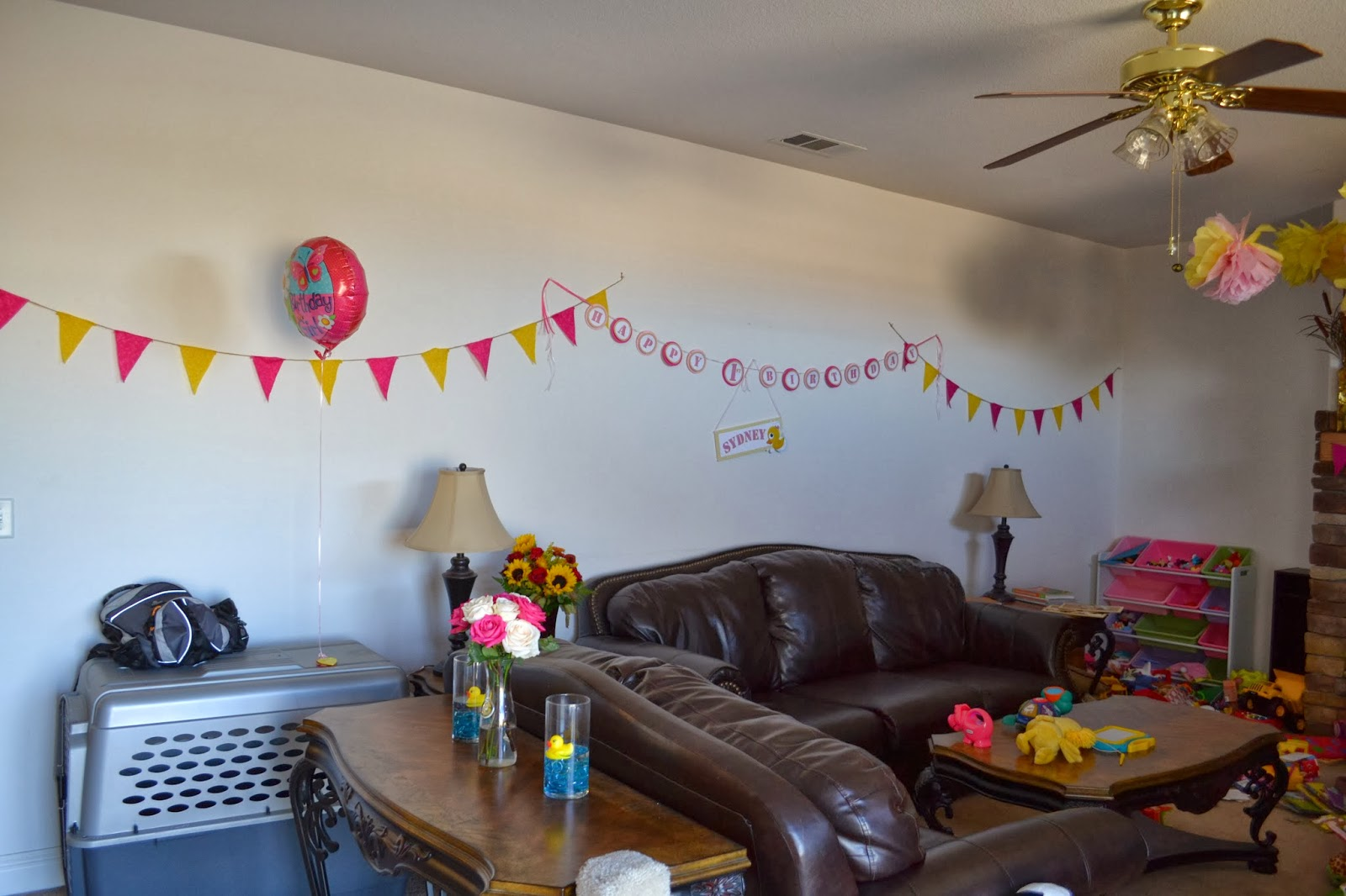 The Duck Call Sydneys 1st Birthday Party ~ 205133_Birthday Party Ideas Sydney
