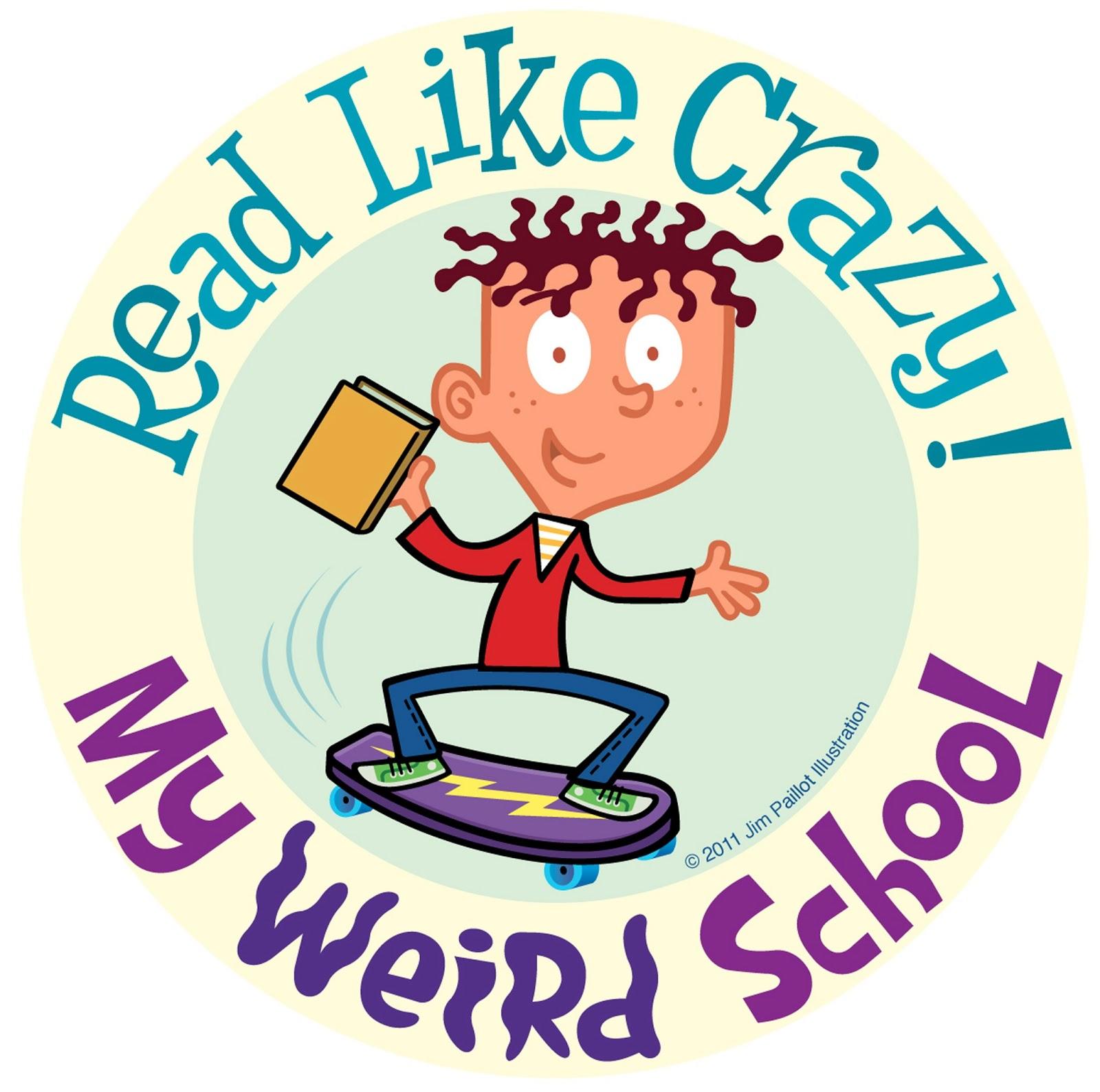 My Weird School by Dan Gutman, Books 1-21 + Specials, Writing Tips, 26 Volumes