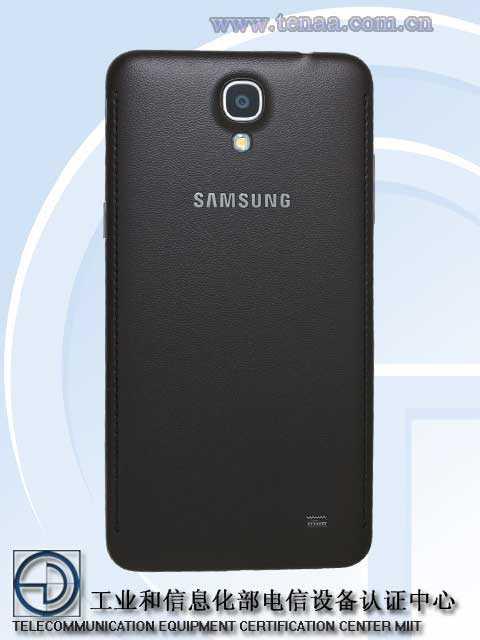 Fotocamera posteriore da 13 mega pixel per il phablet android Kitkat Galaxy Mega 2