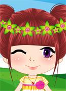 Моя младшая сестрёнка - Онлайн игра для девочек