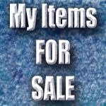 New Items Listed 4/16/13