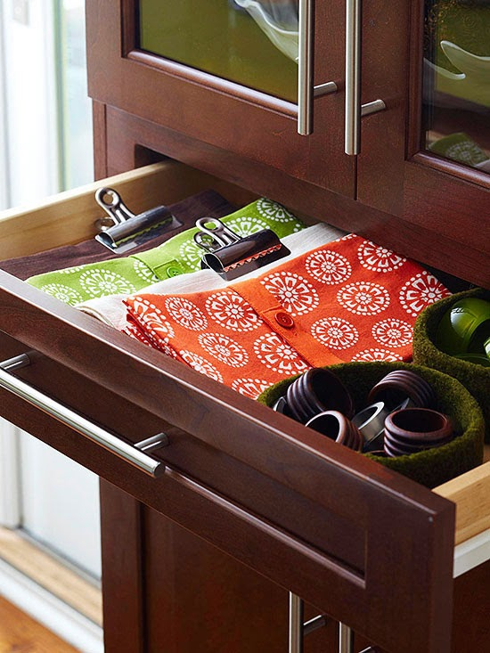 Kitchen Drawer Ideas