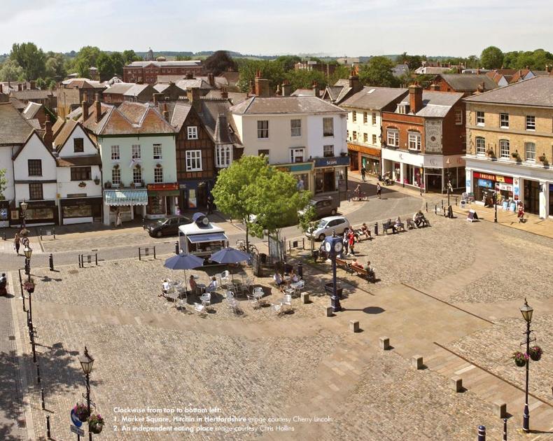 Market Square, Hertfordshire