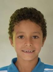 Jordy - Honduras (El Tablon), Age 9