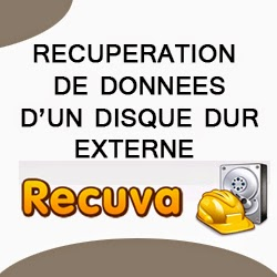 comment r cup rer donn es disque dur externe avec recuva file recovery informatrucs. Black Bedroom Furniture Sets. Home Design Ideas