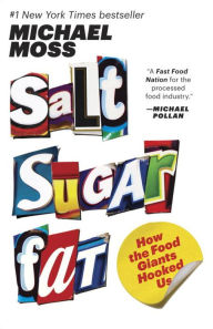 "All Booked Up Reads ""Salt Sugar Fat"" for October 7, 2015"