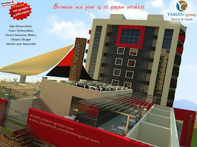 Denizbank-Yaman Group Mortgage işbirliğiyle İzmir Bornova'da satılık evler