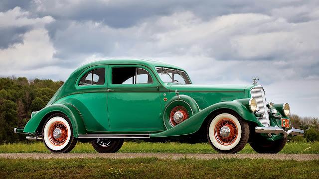 Vintage Cars Carros antiguos