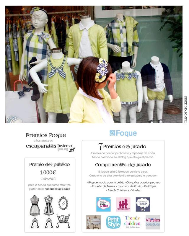 concurso foque moda infantil 2014
