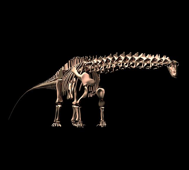 Species New to Science: [Paleontology • 2013] Sauropod ...  Gigantism In Animals