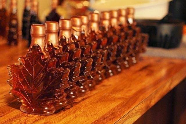 Indiana Pure Maple Syrup