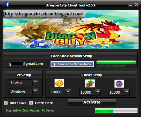 Dragon City Hack v2.0 Free Download