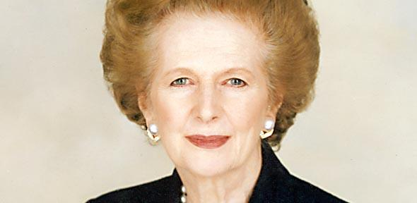 Archive of Margaret Thatcher acquired for the nation