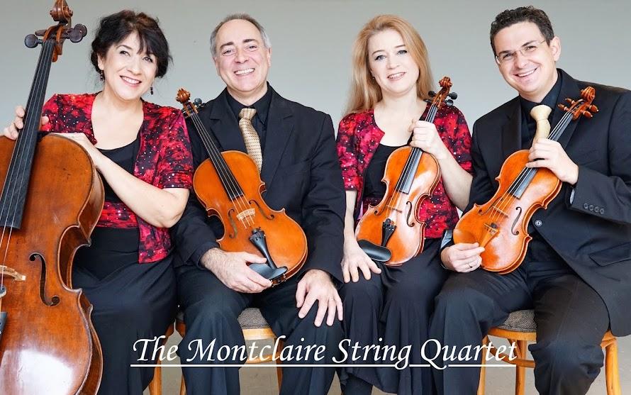 Montclaire String Quartet Official Website