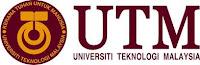 Jawatan Kerja Kosong Universiti Teknologi Malaysia (UTM) logo