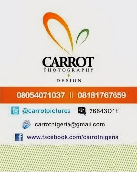 Carrot Photography