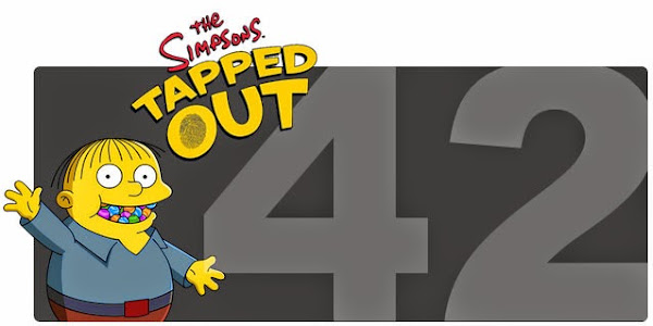 The Simpsons Tapped Out - Level 42
