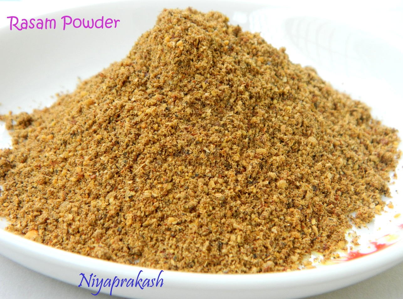 how to make fine black powder