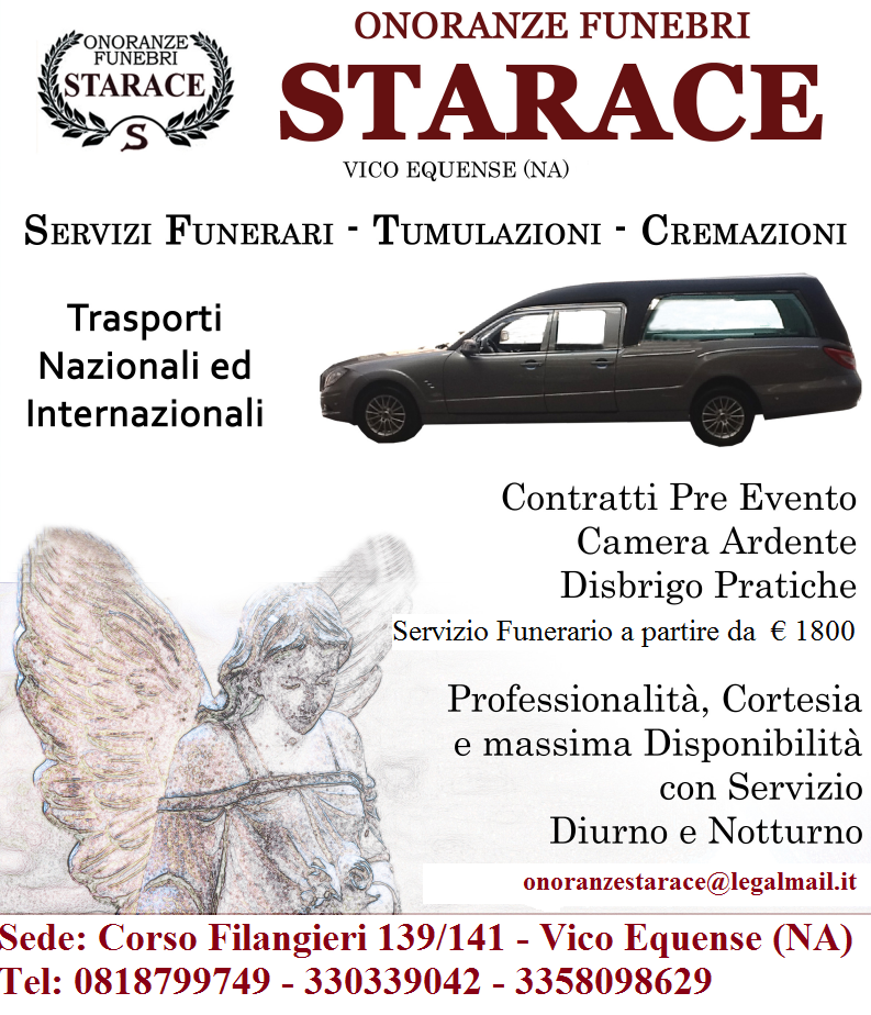 ONORANZE FUNEBRI STARACE