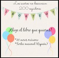 http://unmundocreadoamimedida.blogspot.com.es/2015/05/sorteo-200-seguidores.html