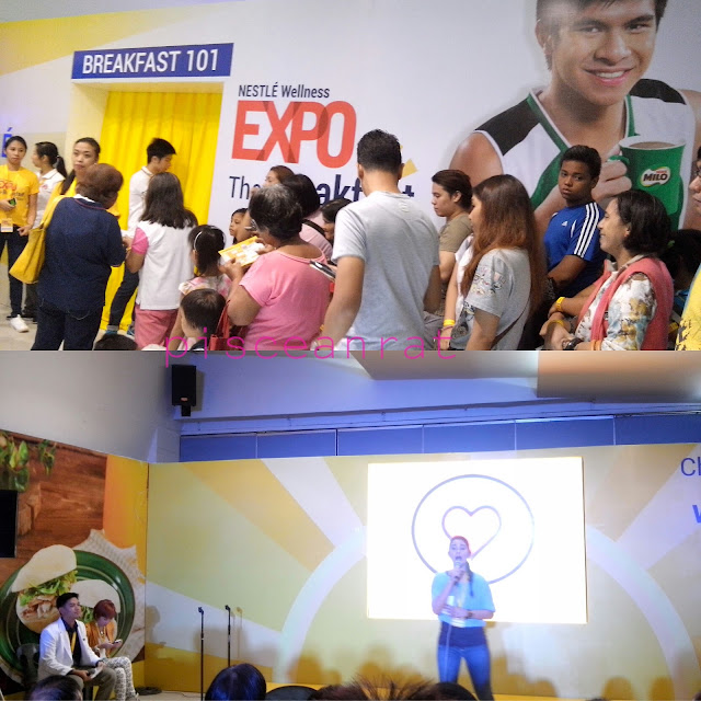 nestle wellness expo, nestle choose wellness expo, nestle breakfast expo,