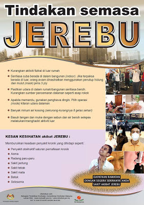 jerebu di malaysia