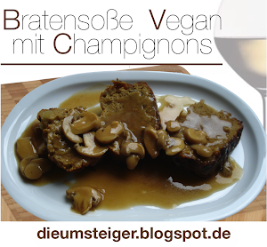 Bratensosse (neu 2012) VEGAN