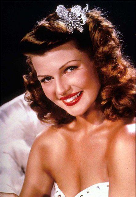 Noir and Chick Flicks: Happy Birthday: Rita Hayworth!