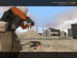 Point Blank Dm_Crackdown_UMP45 Map - Optimized for Higher FPS
