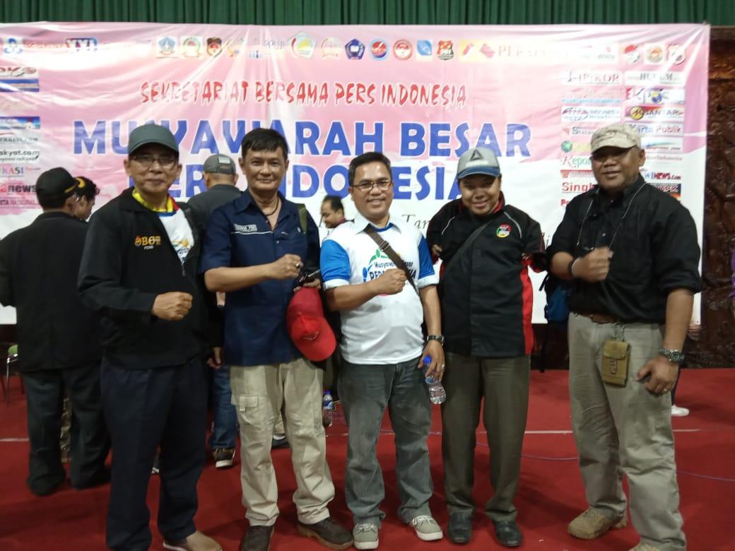 Rapat Kerja Nasional Persatuan Wartawan Nasrani 2018