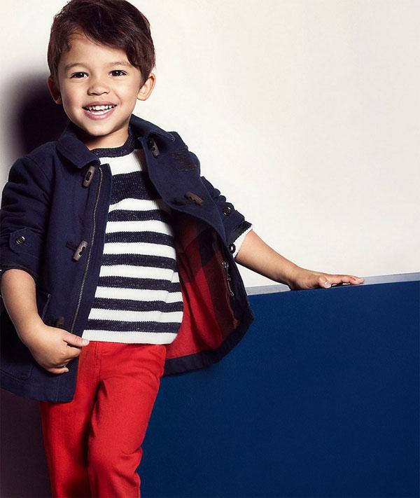 moda infantil 3 anos