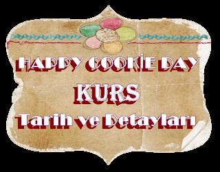 Happy Cookie Day Temmuz Ayı Kurs Programı