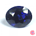 Ceylon Blue Sapphire of 5.430 ct weight and Oval shape gemstone for sale