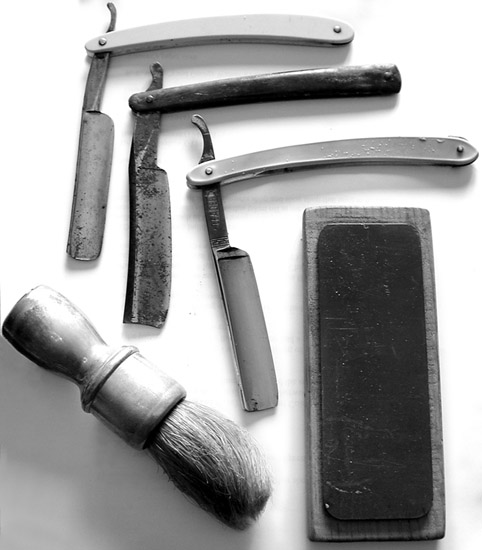 so i picked me up some barber tools on ebay