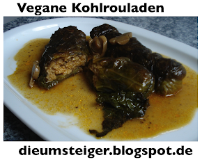 Gromutters Kohlrouladen Vegan
