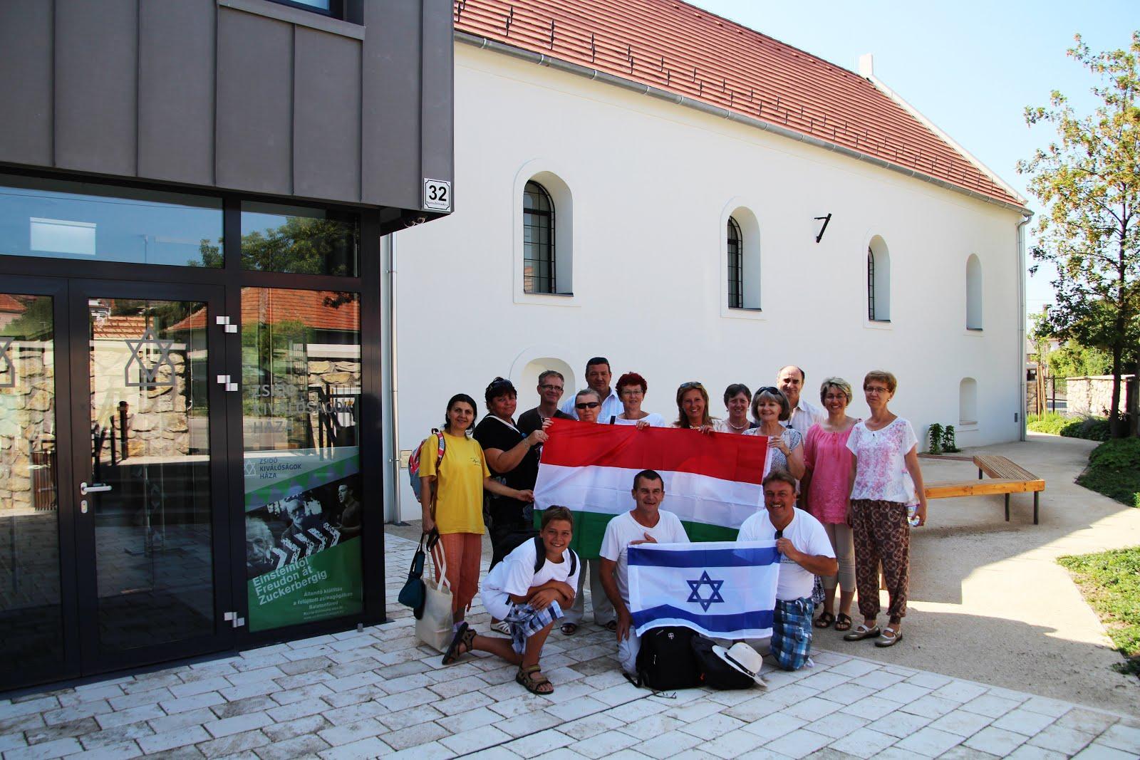 2018 Zsidó Kiválóságok Háza, Balatonfüred