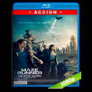 Maze Runner: La cura mortal (2018) BRRip 1080p Audio Dual Latino-Ingles