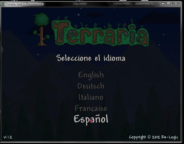 Terraria PC Full Español 1.3.5.1