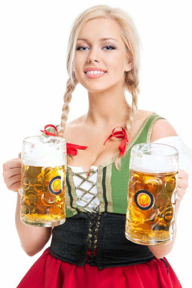 Chica cervecera