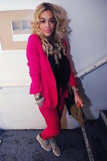Rita Ora Style Icon
