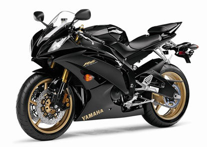 Yamaha R6   THE GOOD NEWS EVERYONE