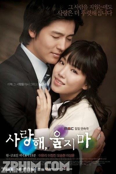 Hai Nửa Tình Yêu - I Love You, Don't Cry (2008) Poster